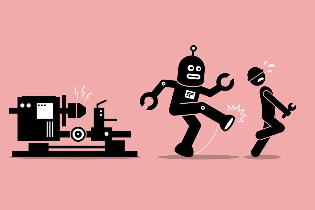 Cinque nuovi mestieri per quando i robot conquisteranno il mondo