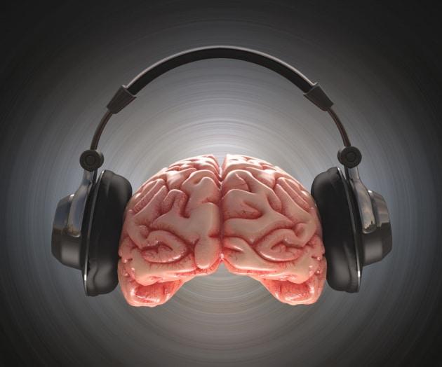 Se hai una musica in testa, il cervello l'analizza così