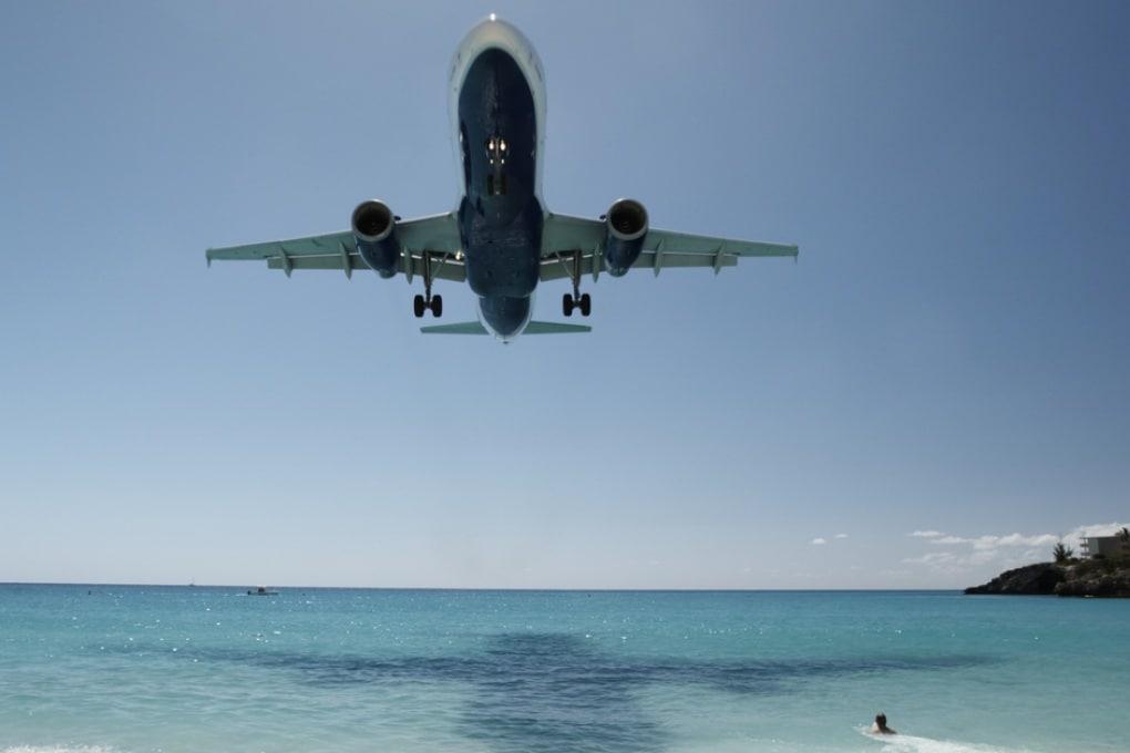 Fino a che quota un aereo proietta la sua ombra?