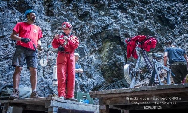 Le foto della grotta subacquea più profonda del mondo