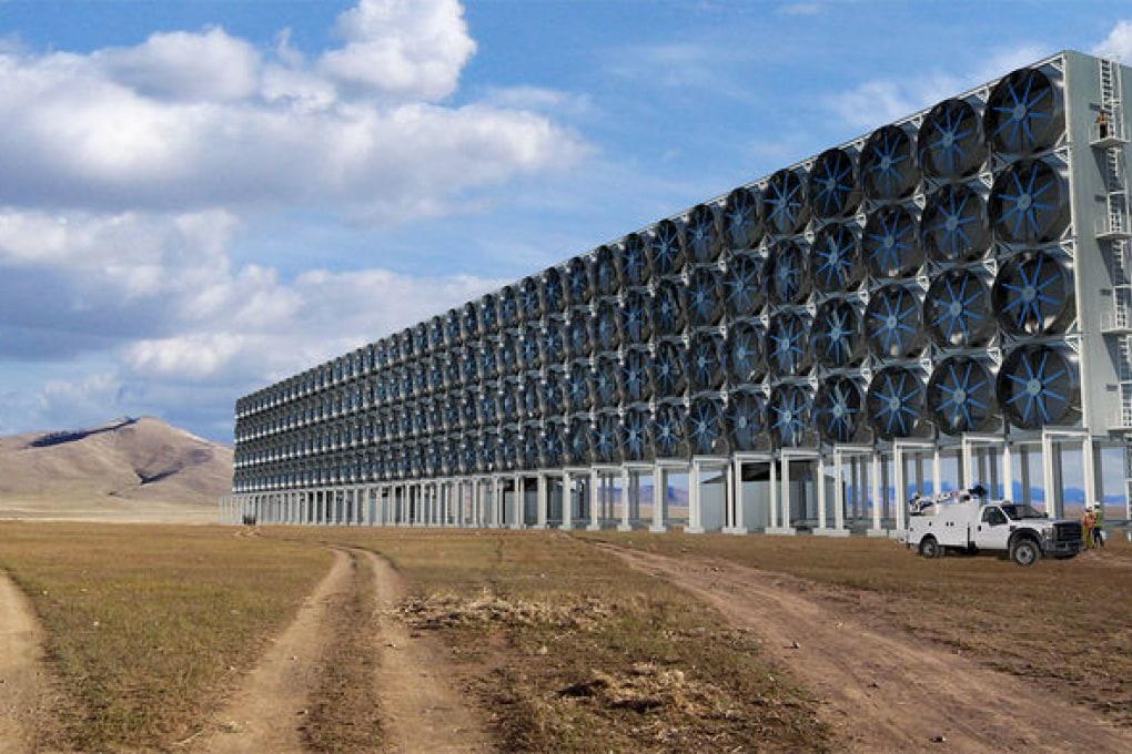 Estrarre CO2 dall'atmosfera per farne carburante è più economico del previsto