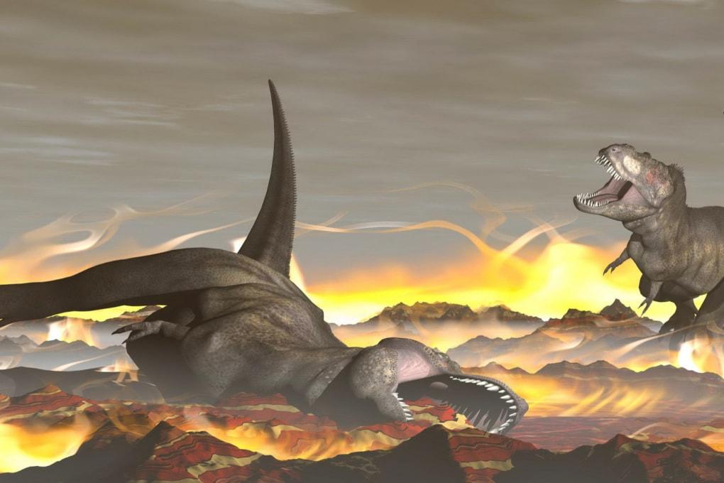La sfortuna (e i combustibili fossili) dietro la fine dei dinosauri