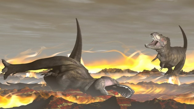 Estinzione dei dinosauri: le incertezze della scienza