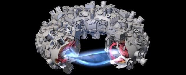 Fusione nucleare: (buoni) risultati confermati per lo stellarator