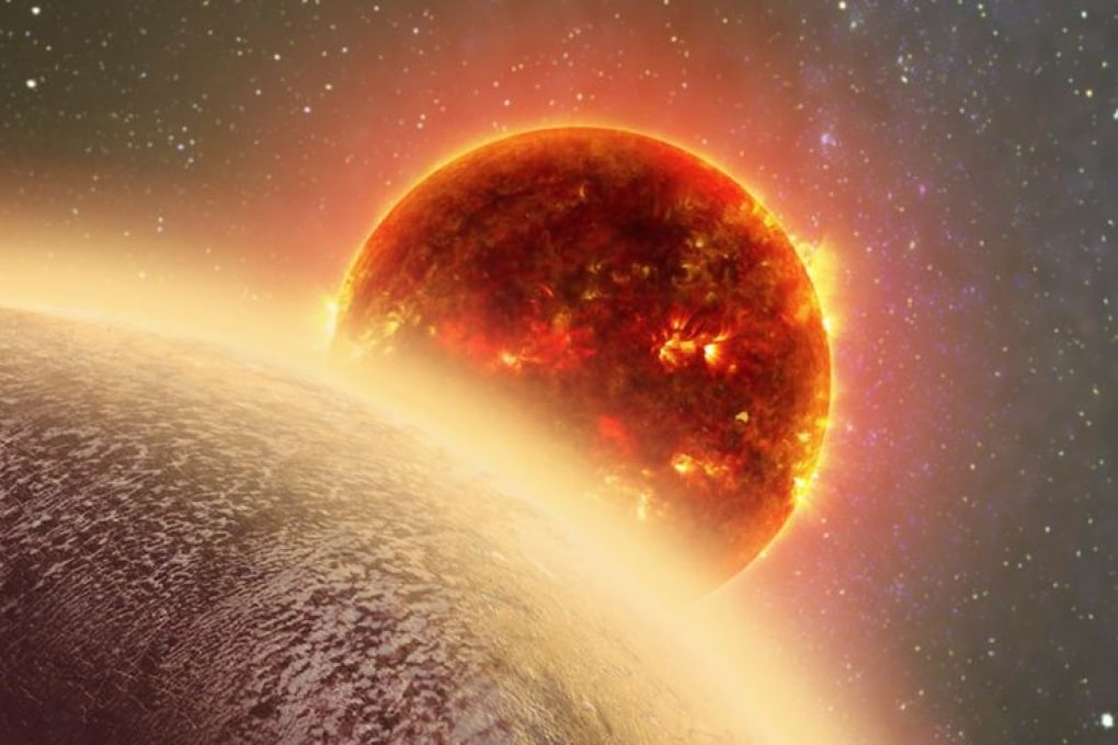 Studiata l'atmosfera calda e gassosa di un esopianeta simile alla Terra