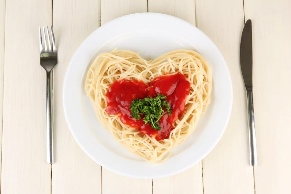 Perché quando ci si innamora passa la fame?