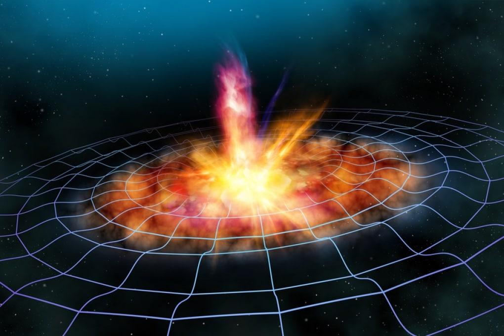 Che cosa sono le onde gravitazionali