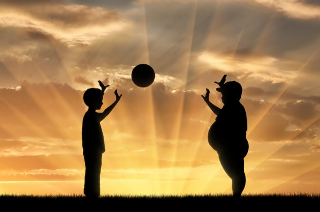 Nel 2022 più bambini obesi che sottopeso