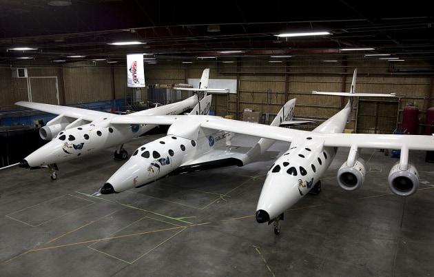 Nuovi accordi tra Virgin Galactic e l'Agenzia spaziale italiana