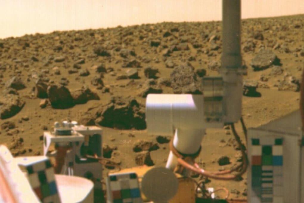 La vita su Marte? Probabile