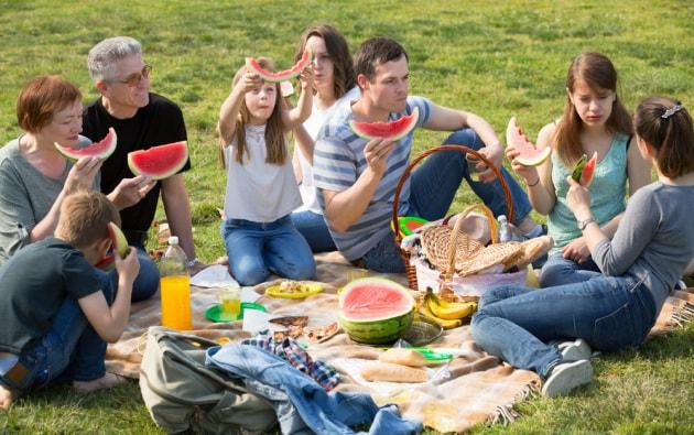 Appetito e modo di mangiare cambiano con l'età?