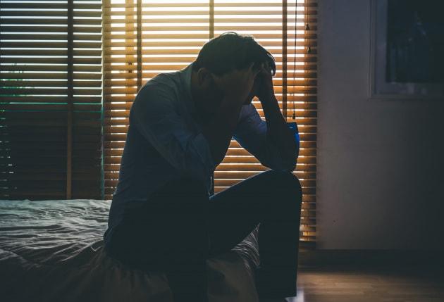 La depressione colpisce in modo diverso maschi e femmine