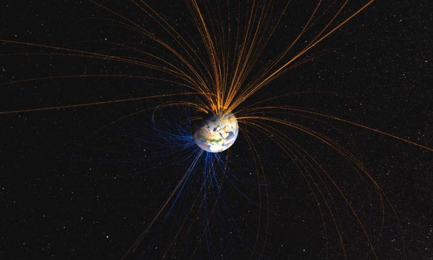 Che cosa sta succedendo al campo magnetico della Terra?