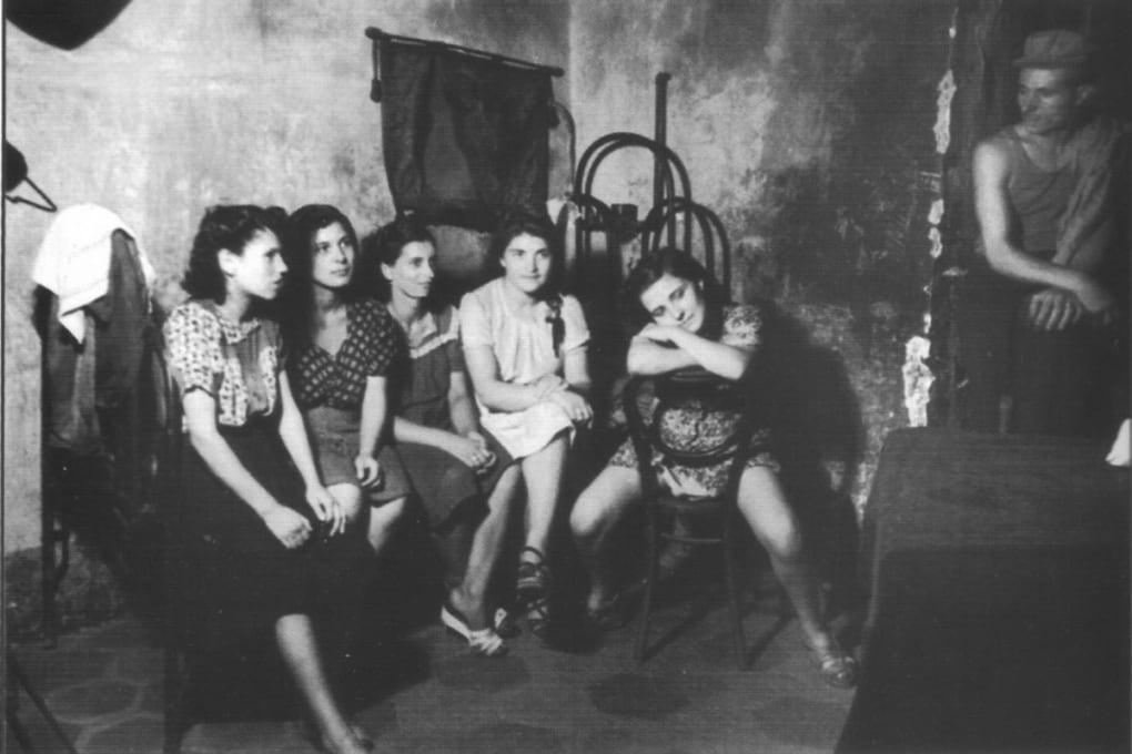 La storia della prostituzione