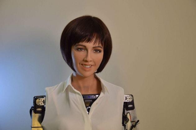 Il primo robot al mondo con una cittadinanza