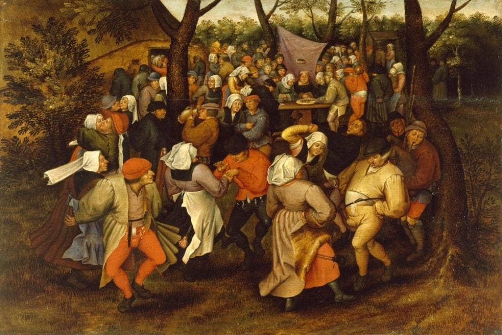 La febbre del sabato sera (del 1518)