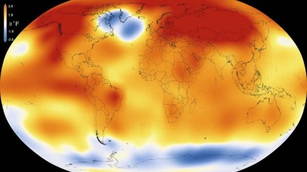 Il riscaldamento del Pianeta non si fermerà