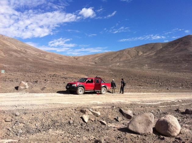 C'è vita batterica stabile anche nel deserto più arido del mondo