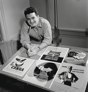 dischi in vinile, copertine, Alex Steinweiss