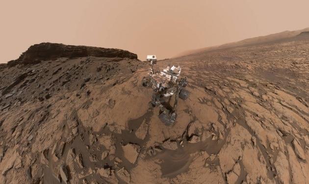 La vita su Marte fu possibile a lungo