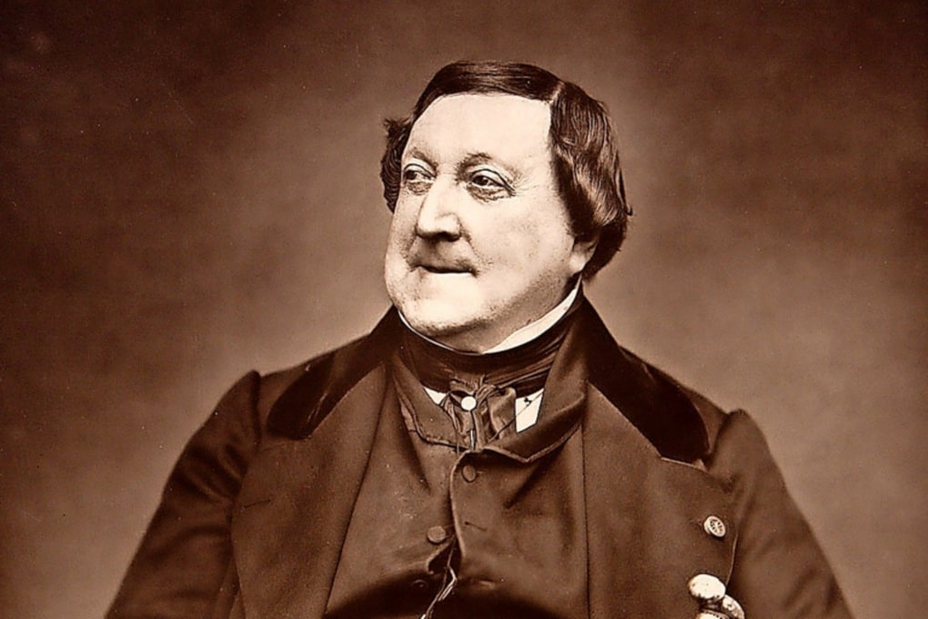 Gioachino Rossini, il Napoleone della musica