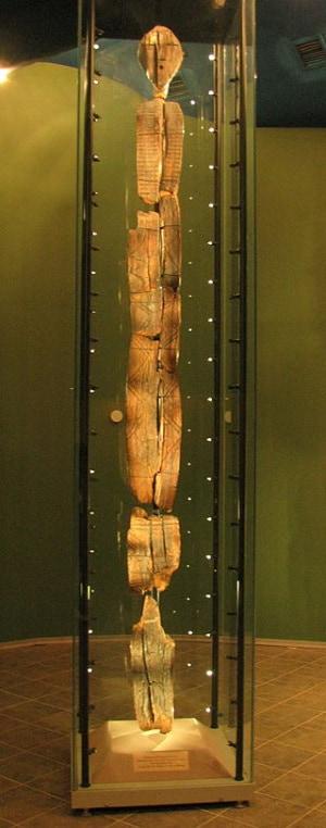 L'Idolo di Šigir.