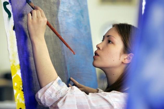 Le persone creative vedono il mondo diversamente