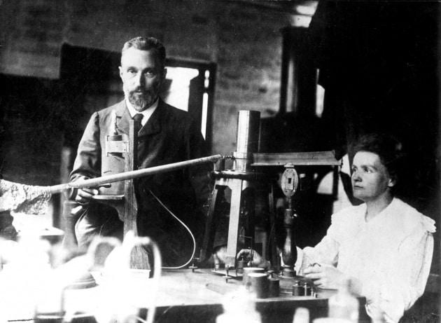 1898: Marie Curie e la scoperta del radio
