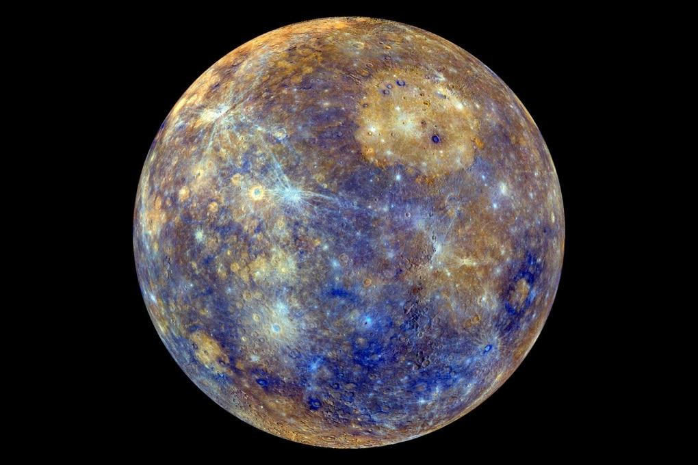 La struttura del pianeta Mercurio: nuove ipotesi
