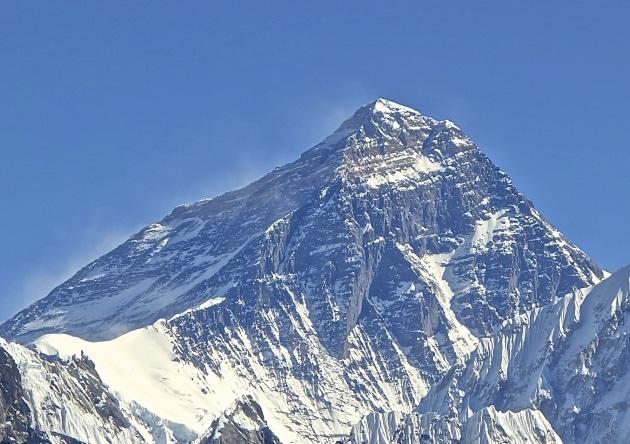 Quanto è alto (davvero) l'Everest?