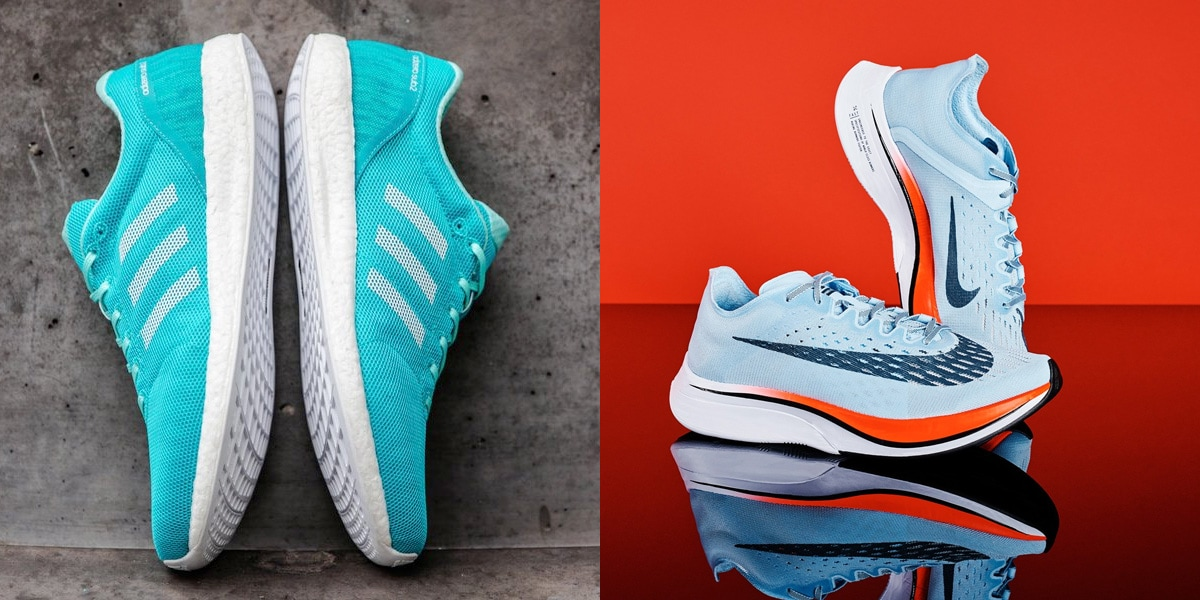 scarpe adidas per la maratona