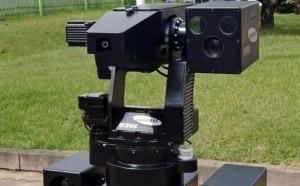 La torretta automatica Samsung SGR-A1