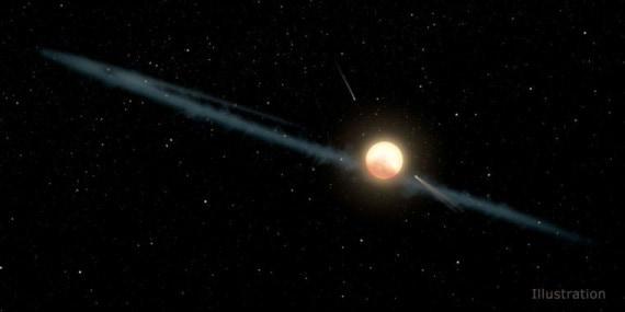 KIC 8462852, stella di Tabby, misteri, alieni, sfera di Dyson, Dyson swarm, mega strutture