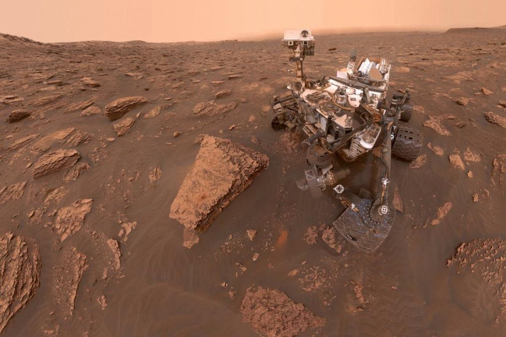 Marte: nelle acque salate del sottosuolo c'è abbastanza ossigeno per la vita