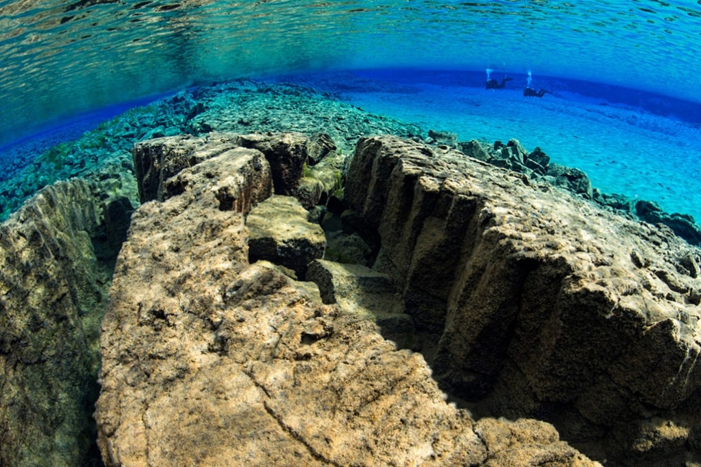 I fondali oceanici sprofondano