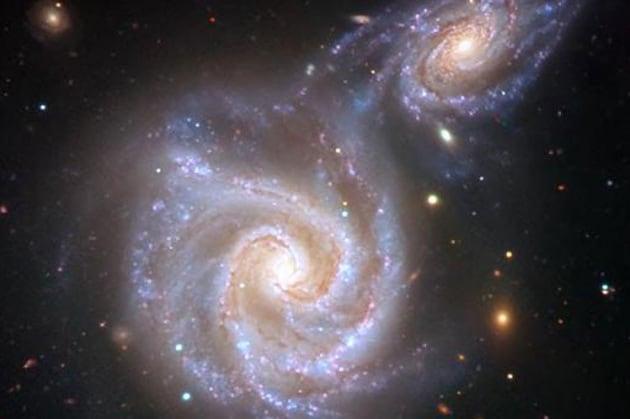 La Via Lattea e la Galassia Salsiccia: storia di uno scontro epocale