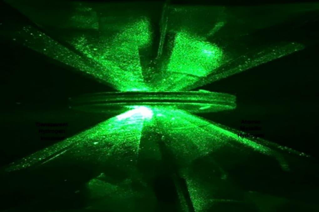 Idrogeno metallico: vero o falso?