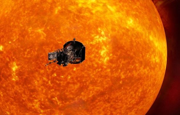 Nasa alla conquista del Sole, prima missione nel 2018