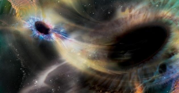 Ligo e Virgo scoprono un nuovo segnale di onde gravitazionali