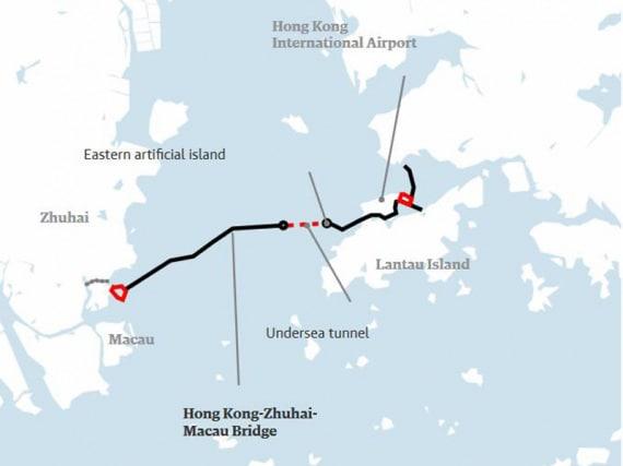 Cartina Hong Kong.Orario Cina Hong Kong