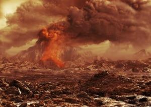 Venere, Marte, Pianeta Rosso, Sistema Solare, acqua, ricerca della vita, basalti