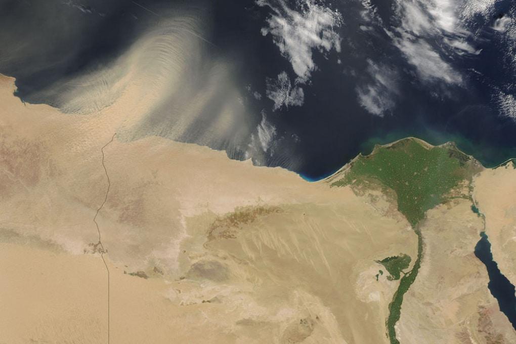 Prima dei Faraoni: un antico insediamento nel delta del Nilo