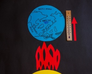 riscaldamento globale, oceani