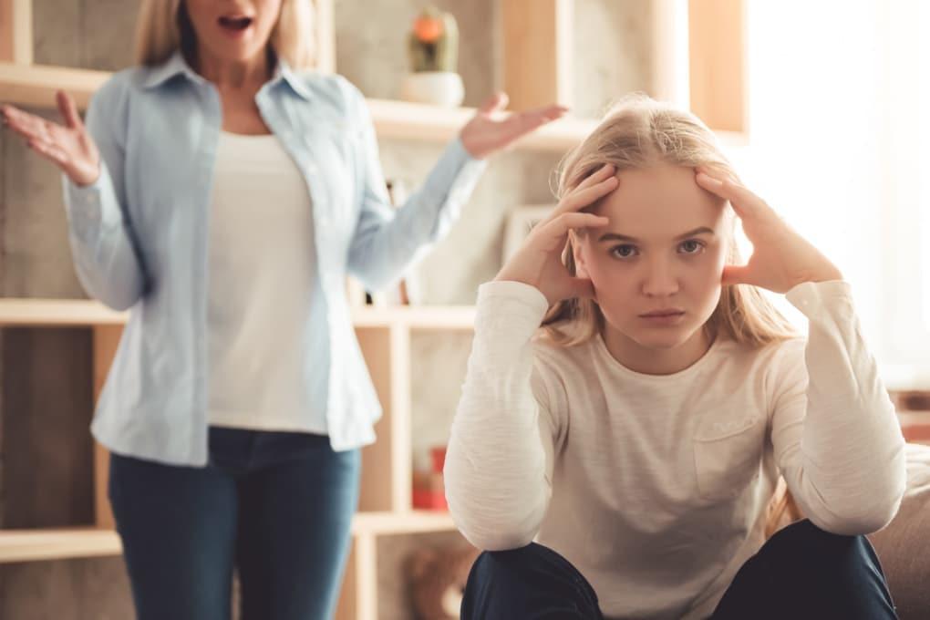 Come sopravvivere ai figli adolescenti