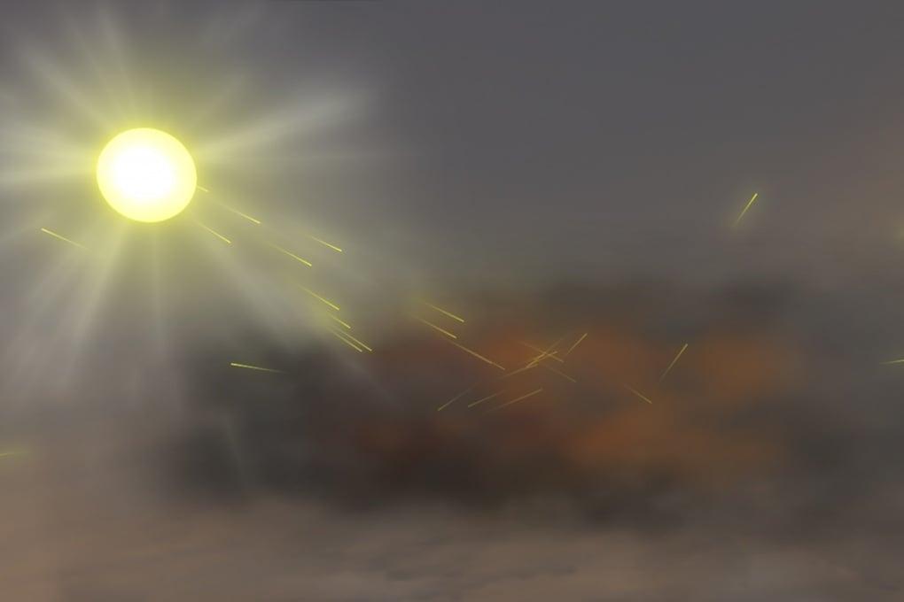 Aerosol in atmosfera per proteggere la Terra dai raggi solari