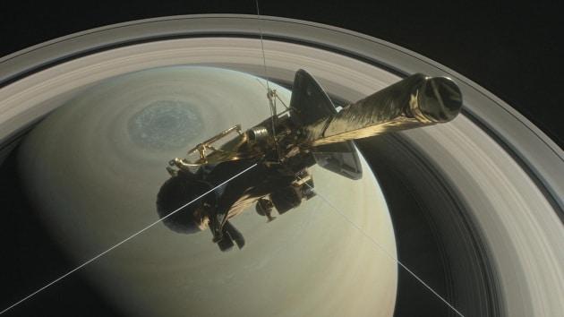 Poche ore alla fine di Cassini