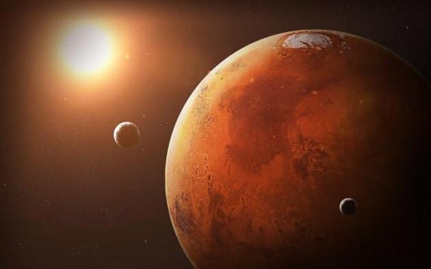 La vita nelle condizioni estreme di Marte