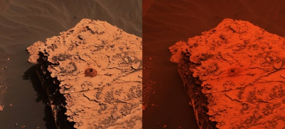 curiosity, marte, pianeta rosso, tempeste di sabbia, atmosfera marziana, sistema solare