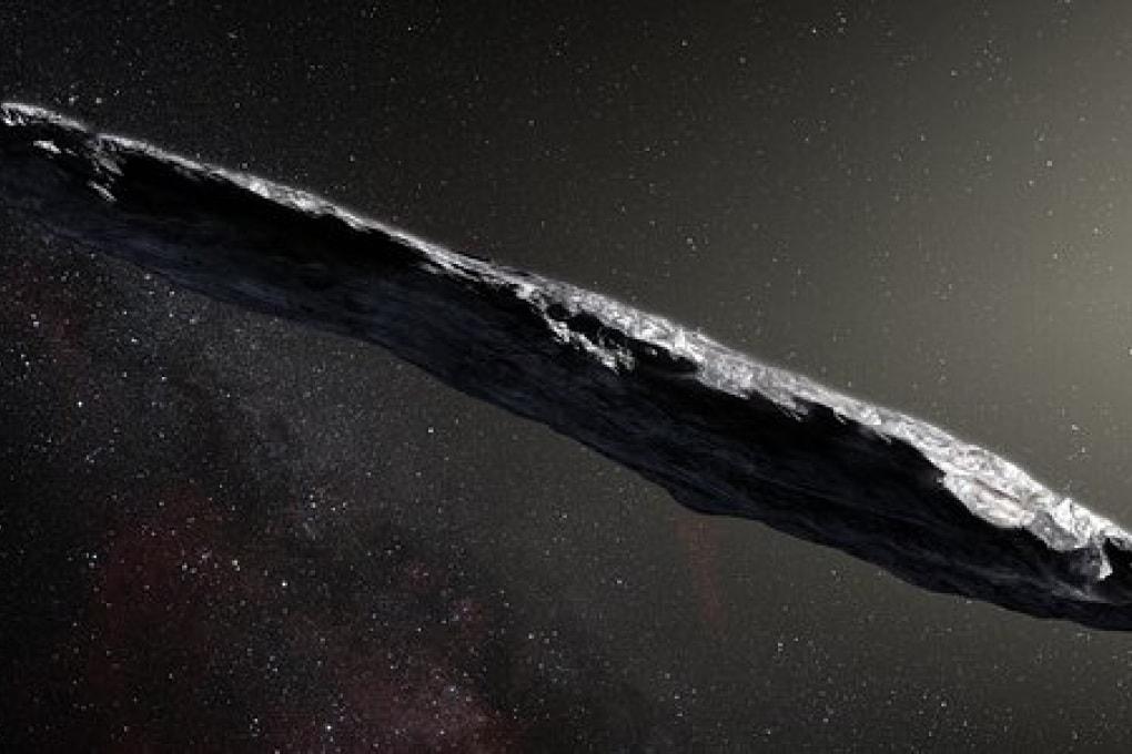Oumuamua, nessun segno di tecnologia aliena