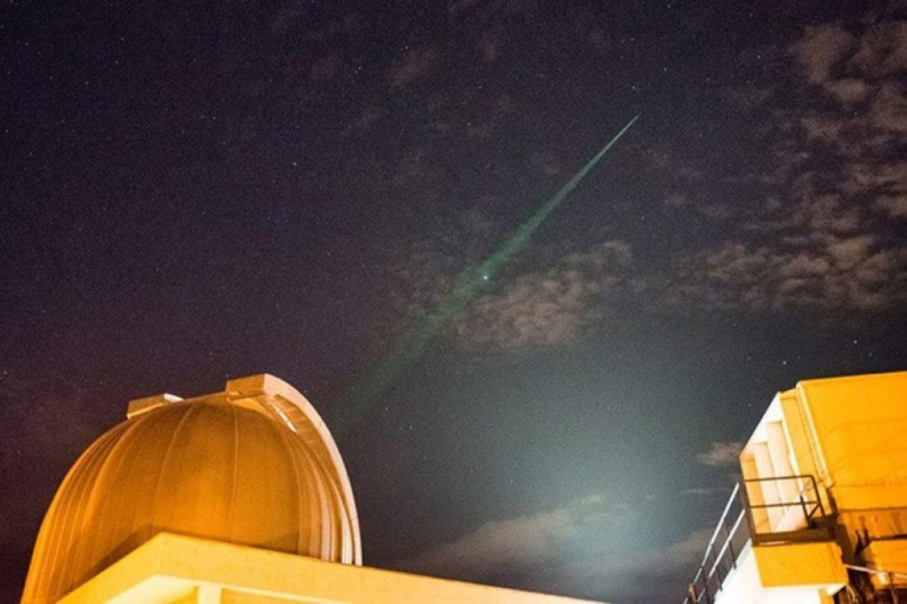 La natura quantistica della luce sopravvive ai viaggi nello spazio